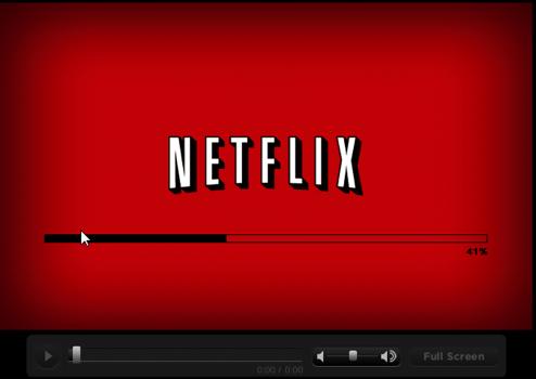 Netflix lanza nuevo reproductor de video
