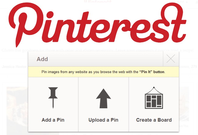 Pinterest enviará notificaciones por correo electrónico a sus usuarios