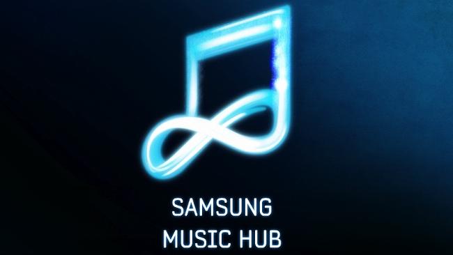 Music Hub, el servicio de música en la nube de Samsung