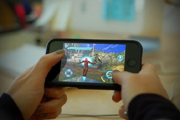 Crece en Europa el uso de los juego móviles para smartphones