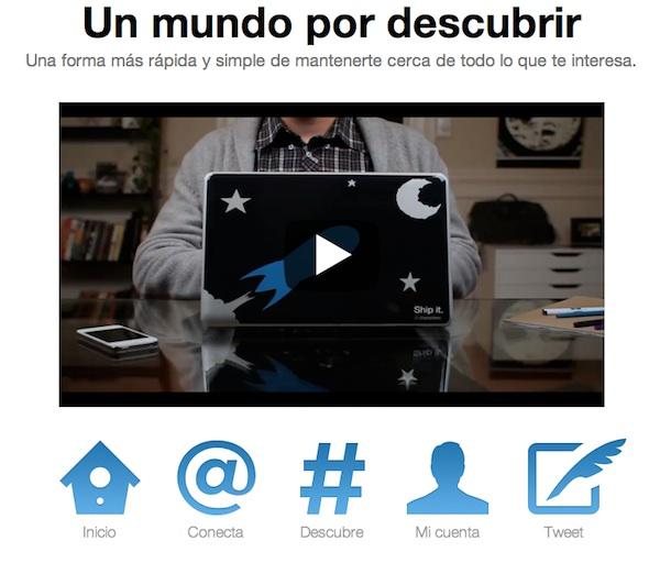 Twitter renueva el servicio Discover