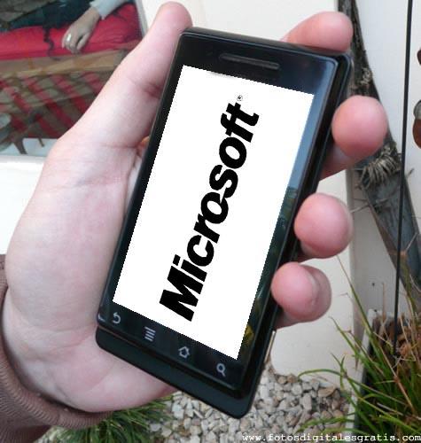 Microsoft rechaza la idea de su propia línea de smartphone
