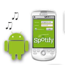 Spotify lanza una nueva aplicación para Android