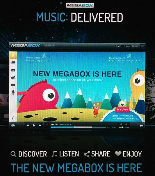 Megabox, el regreso de Kim Dotcom