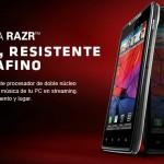 Motorola anuncia Android 4.0 en Droid RAZR