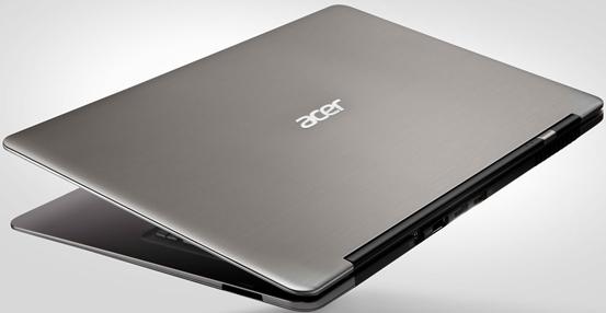 Acer presenta sus novedades de ultrabook Aspire Timeline Ultra M5