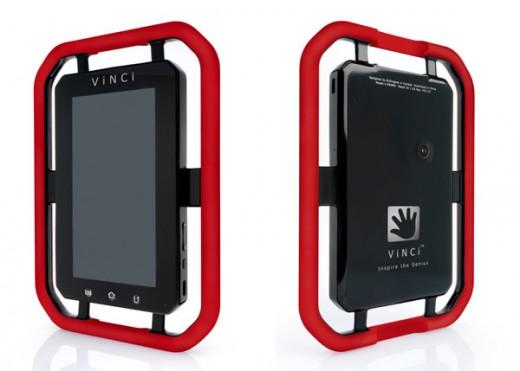 Vinci Tab II: el tablet para niños