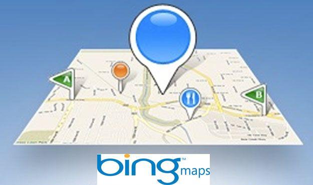 Bing Maps alcanzará los 215 TB de imágenes aéreas