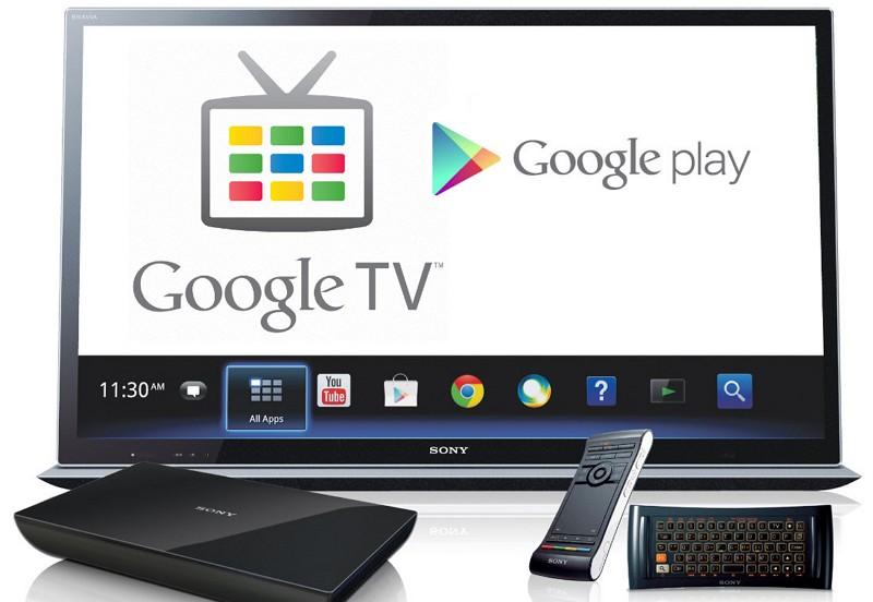 Un Google Play renovado para Google TV