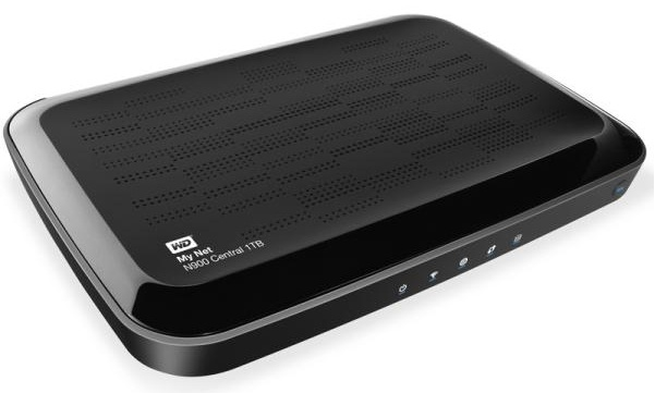 Western Digital presenta cinco nuevos routers
