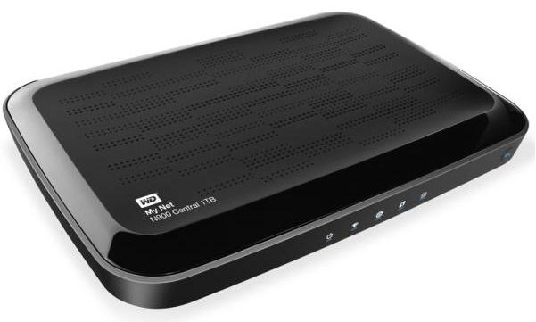 Western Digital presenta cinco nuevos routers