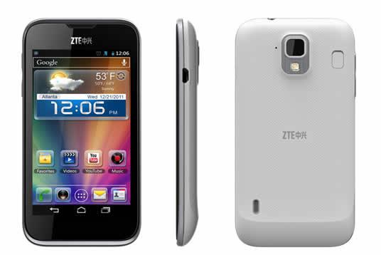 Smartphone Grand X LTE