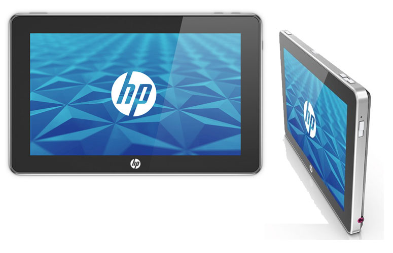 HP tablet con Windows RT