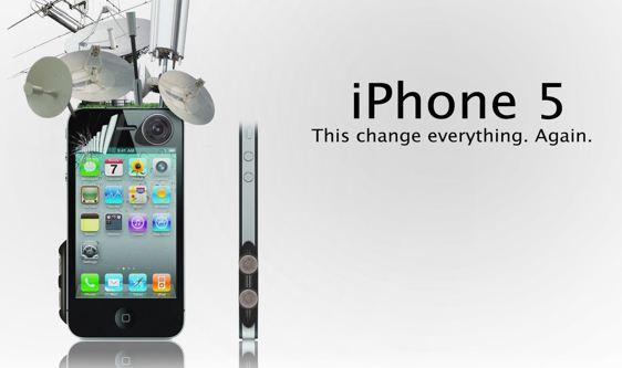 El iPhone 5 llegará el 21 de septiembre