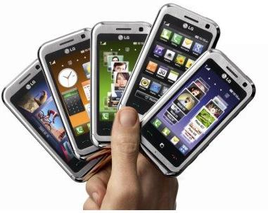 Smartphone LG 2012