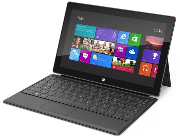 Microsoft Surface se ofrecería al mercado en cinco versiones diferentes