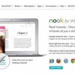 Nook for Web: un navegador web para leer eBook desde PC y Mac