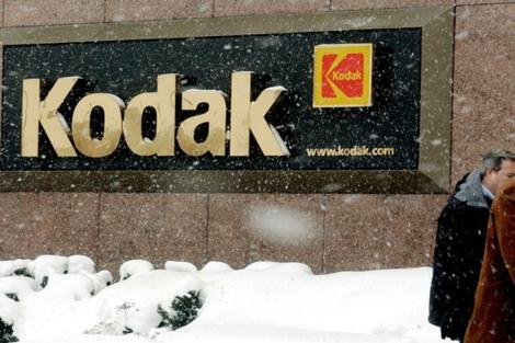Google y Apple se disputan las patentes de Kodak