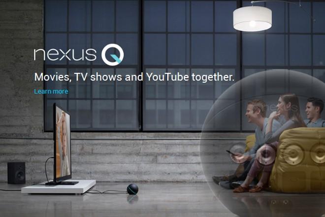 Google pospone el lanzamiento del Nexus Q