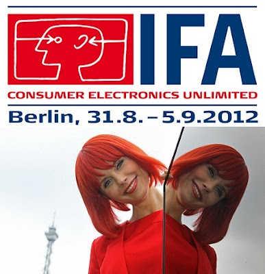 IFA 2012 en Berlín