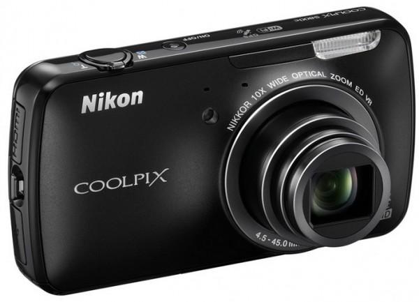 Coolpix S800c, una cámara fotográfica con sistema operativo Android