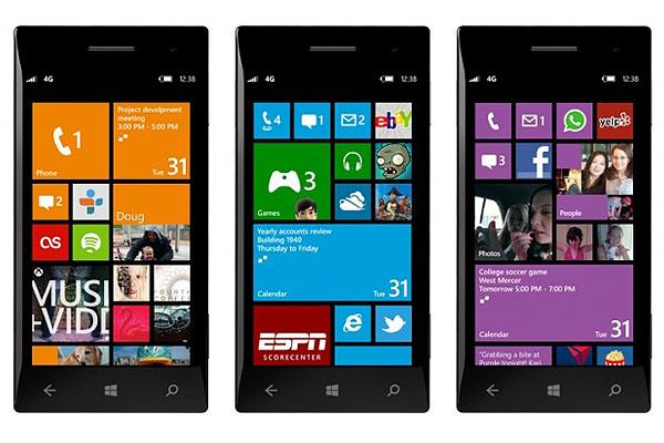 Lumia Phi y Arrow con WP8, los nuevos smartphones de Nokia