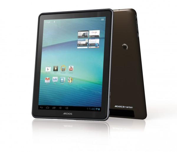Archos presenta su tablet IFA 2012 basada en Android