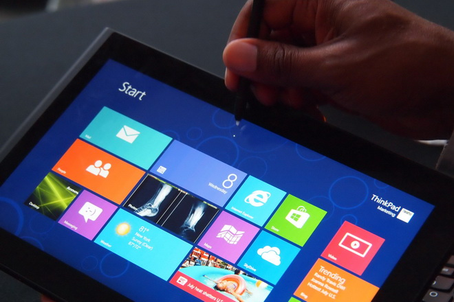 Lenovo celebra sus 20 años con el ThinkPad 2 con Windows 8