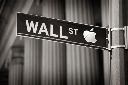 Nuevo récord de Apple en Wall Street