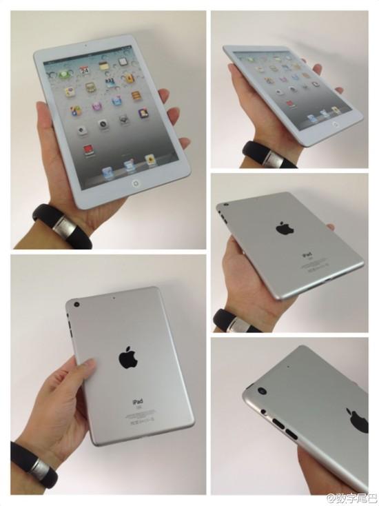 iPad Mini, primeras imágenes