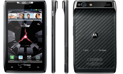 Motorola presenta el Droid RAZR HD
