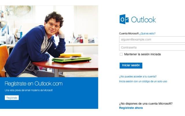 Outlook.com, Microsoft presenta el nuevo servicio de Webmail
