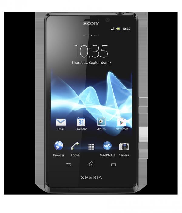 Sony anuncia el Xperia T