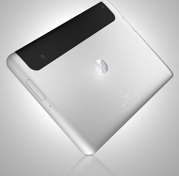 El tablet de HP, ElitePad HP 900