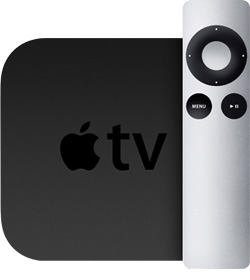 Apple TV se actualiza a iOS 5.1