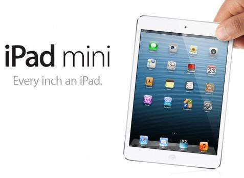 Apple, el iPad se convierte en Mini