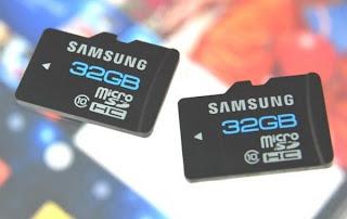 Samsung prepara una memoria flash de 128 GB para smartphones