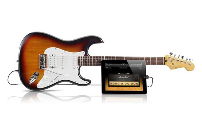 Fender ya suena en iOS