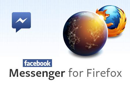 Facebook Messenger para Firefox