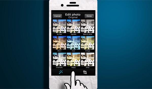Los filtros para Twitter ya están disponibles para Android y pronto para iOS