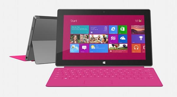 Surface Pro estaría a la venta desde el 29 de enero