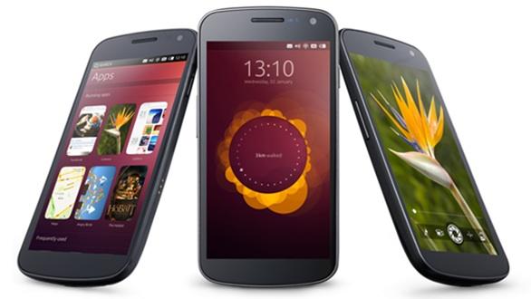 Ubuntu llega a los smartphones