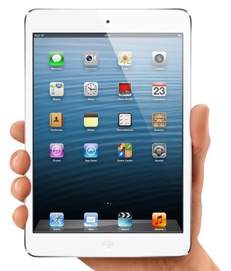 Apple anuncia oficialmente un iPad de 128 GB