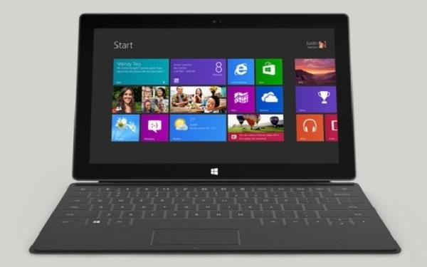 Microsoft estaría trabajando en un portátil Surface en formato Notebook