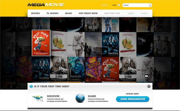 Después de Mega llegará Megamovie, el sucesor de MegaVideo?