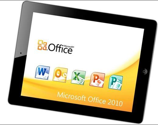 Sin un Office para iPad, Microsoft pierde millones de dólares cada año
