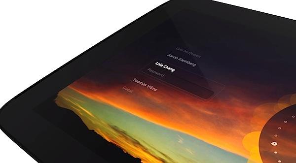 Ubuntu también llega la tableta