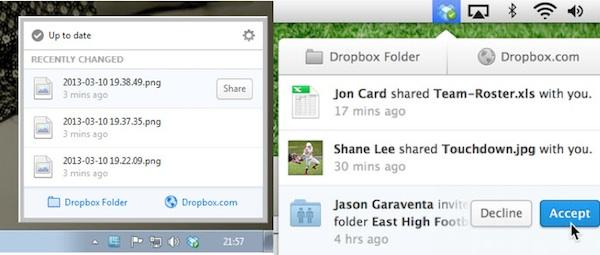 Dropbox 2.0 disponible para descargar
