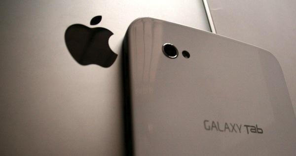 Samsung y Huawei cotizan al alza, Apple a la baja