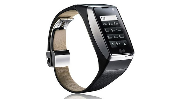 LG producirá un smart watch y gafas inteligentes